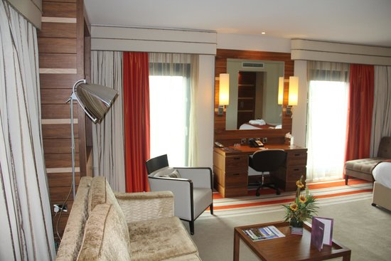 Casa Hotel: View of room