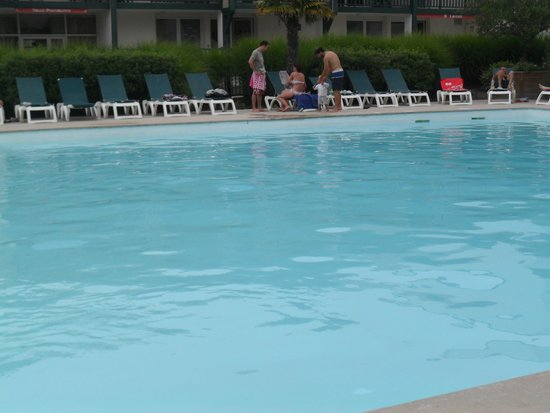Pierre & Vacances Village Club Moliets : piscine