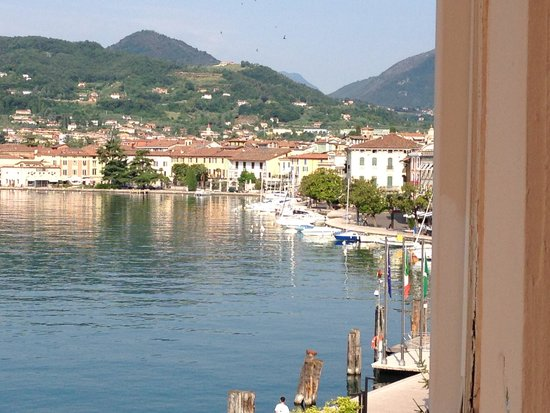 Hotel Vigna : View from our room