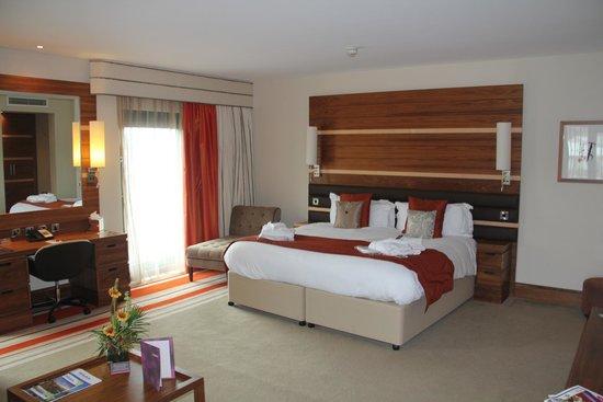Casa Hotel: Bed