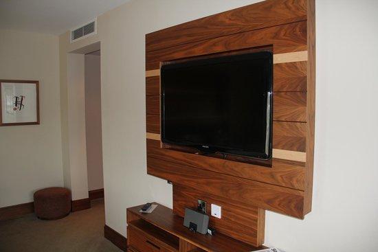 Casa Hotel: Flat screen tv