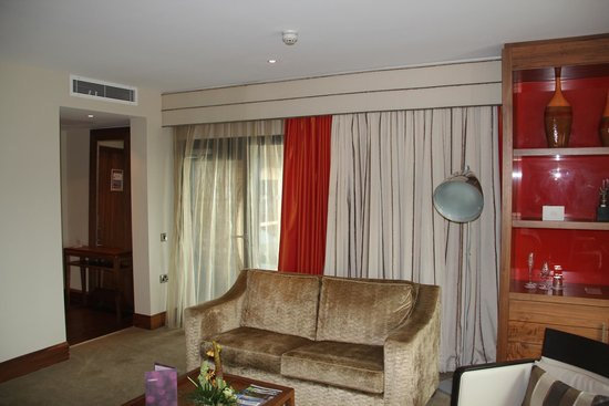 Casa Hotel: Drapes
