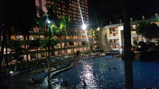 El Cid Castilla Beach Hotel: De noche