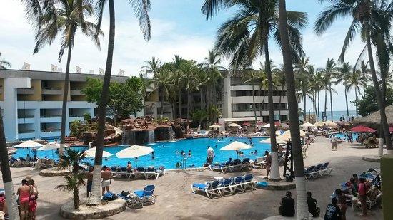 El Cid Castilla Beach Hotel: De día
