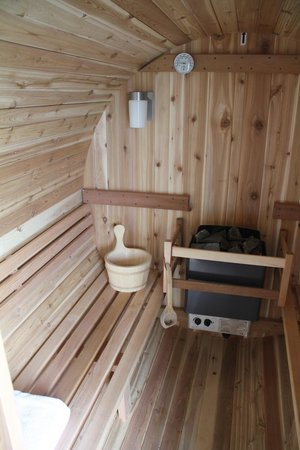 Casa Hotel : Sauna