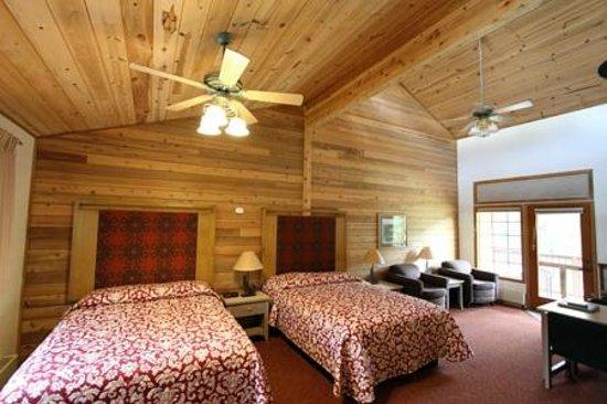 Kenai Princess Wilderness Lodge : Our Cabin