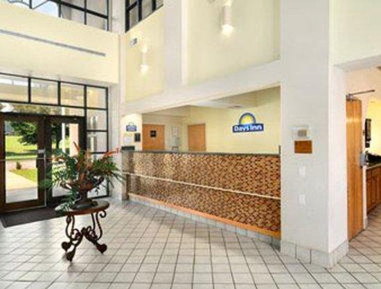 Days Inn Birmingham/Summit Mall: Lobby