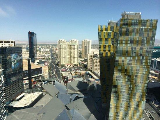 ARIA Resort & Casino : Vista da Suíte