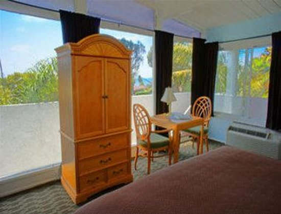 Laguna Beach Lodge: Deluxe Ocean View