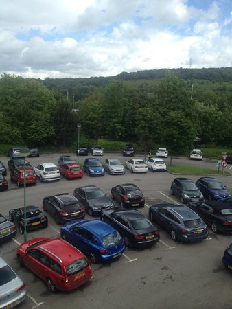 Village Hotel Cardiff: View from room 602