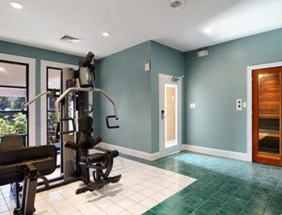 Days Inn Birmingham/Summit Mall: Fitness Center