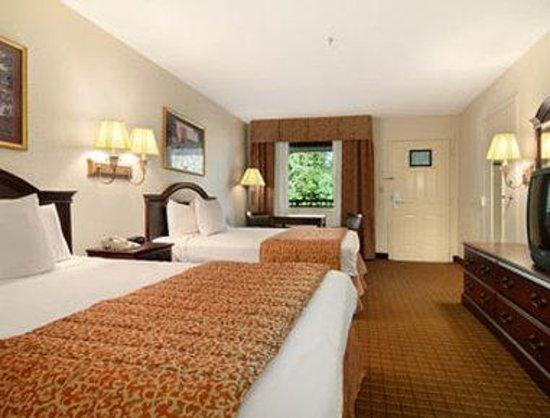 Baymont Inn & Suites Montgomery : Standard Two Queen Bed Room