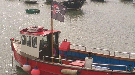 Harry May Boat Trips: Harry May's Fishing Boat