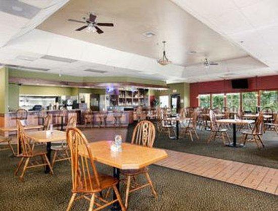 Days Inn Fontana / Rialto : Breakfast Area