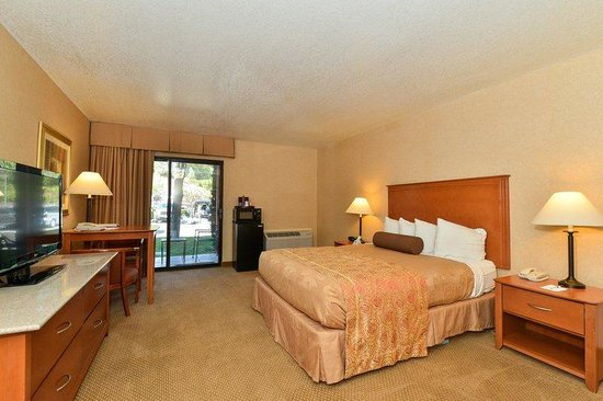 BEST WESTERN PLUS Placerville Inn: Mobility Accessible Queen Guest Room