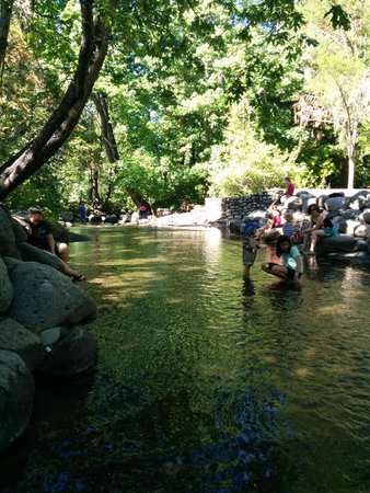 Family fun in Lithia Park