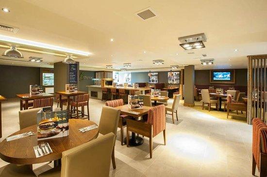 Premier Inn London Hendon (The Hyde) Hotel : Restaurant