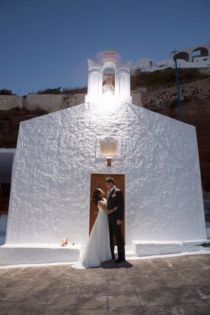 Astra Suites : Church near Astra - you can have your ceremony on top of it