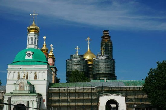 Moscow Compound of the Holy Trinity and St. Sergius Lavra