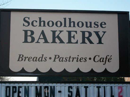 Schoolhouse Bakery: Great Pastries and Breads