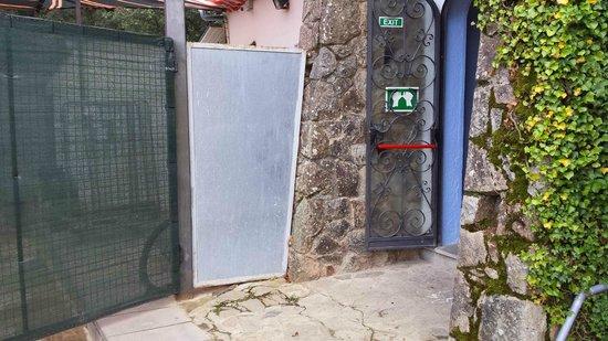 MedPlaya Hotel San Eloy: entrée de  notre chambre