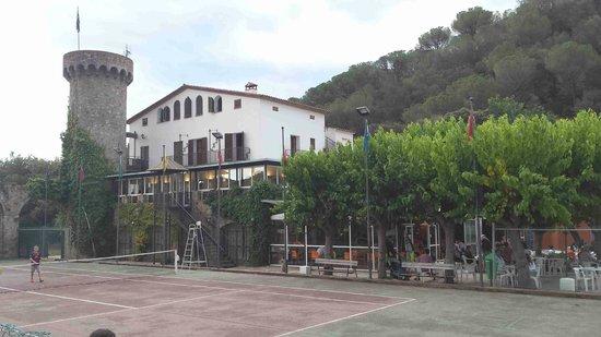 MedPlaya Hotel San Eloy: notre batiment