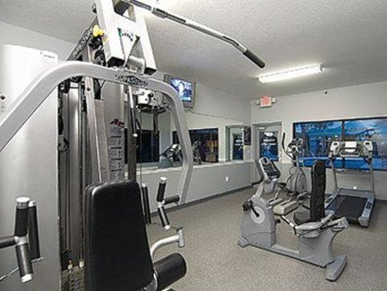 Travelodge Deltona: Fitness Center