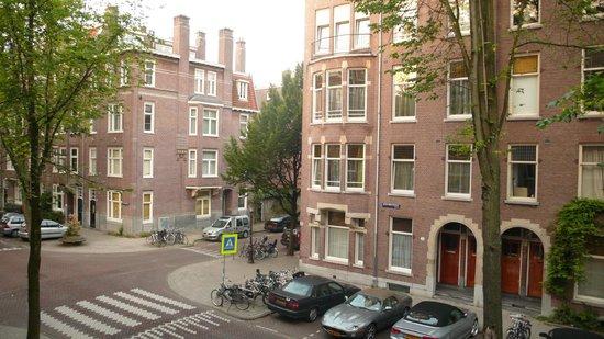Hotel Sander : Вид из окна