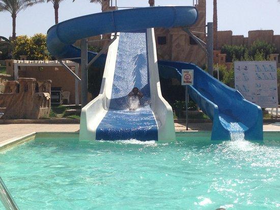 Tropicana Azure Club: Water Slides