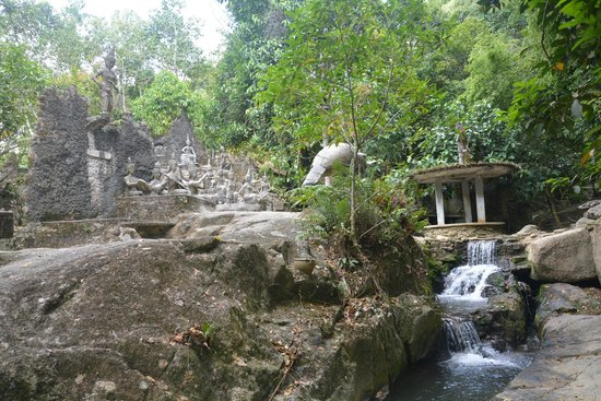 Secret Buddha Garden: Общий вид