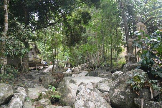 Secret Buddha Garden : Общий вид