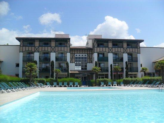 Pierre & Vacances Resort Moliets: pres de la reception