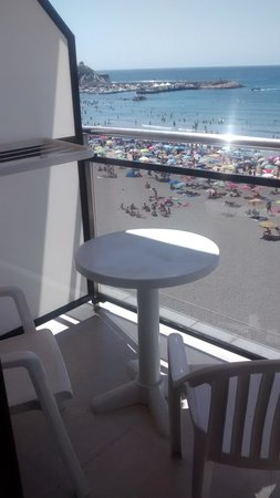 Marconi Hotel: balcony