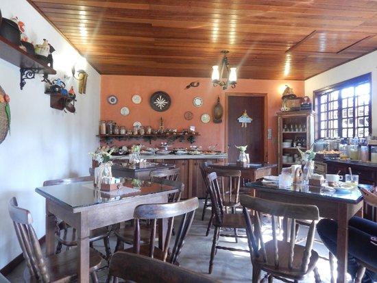 Recanto das Araucarias : Restaurante