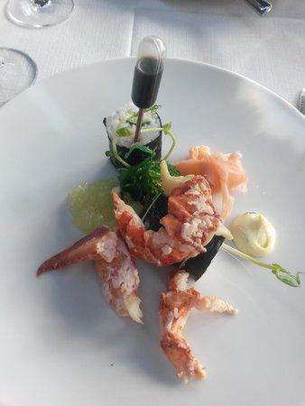 Hotel Restaurant Slenaker Vallei: ons heerlijkevoorgerecht