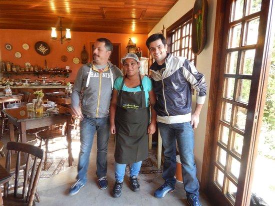 Recanto das Araucarias : A Master Chef dos Omeltes e nós!