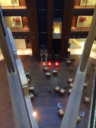 F&G Logrono: Hall