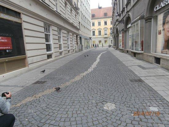 """Munich Walk Tours: Lo que se conoce como """"La calle del tramposo"""""""