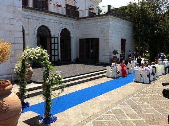 Don Pedro Sorrento: Villa Fondi