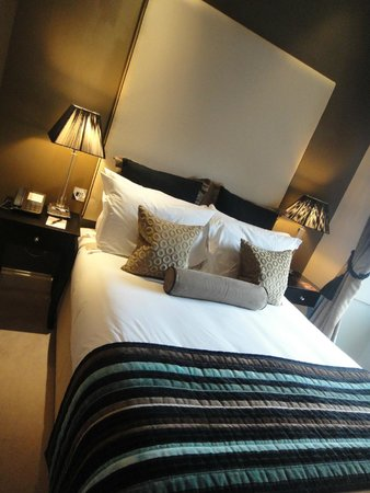 Fraser Suites Edinburgh: Quarto