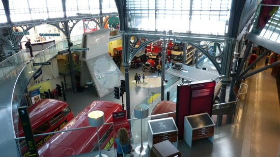 London Transport Museum : Museum overview
