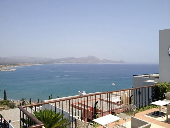 Lindos Mare Hotel: What a view ��