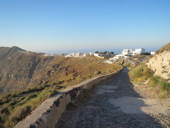 Gizis Exclusive: Caldera Path
