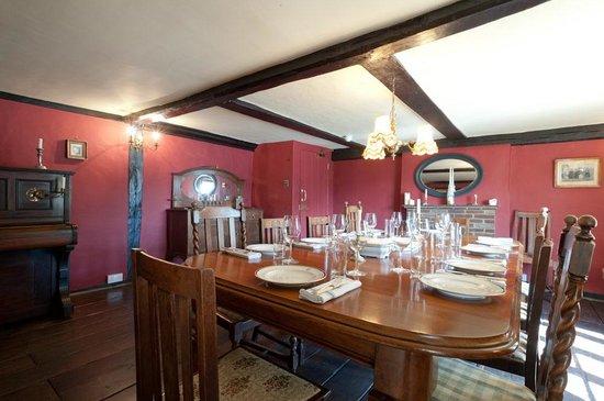 The Vine Goudhurst: Privatge dining
