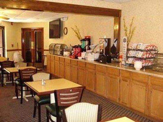 Baymont Inn & Suites Rock Hill: Breakfast Setup