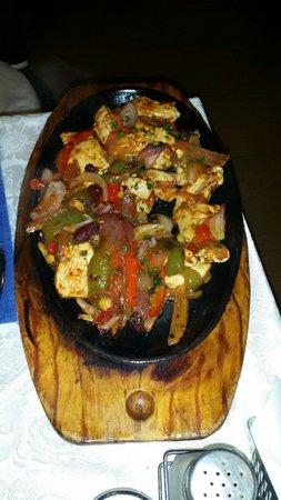 Heaven's Kitchen: Fajitas