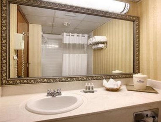 Baymont Inn & Suites Rock Hill: Bathroom