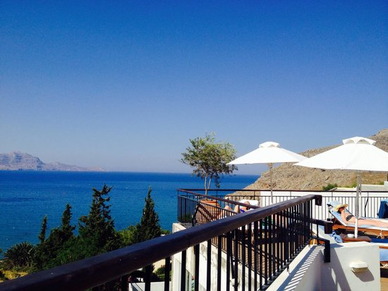 Lindos Mare Hotel: Wow