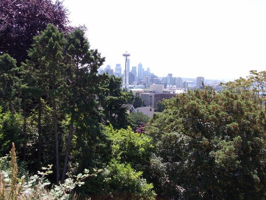 MarQueen Hotel: View from Kerry Park
