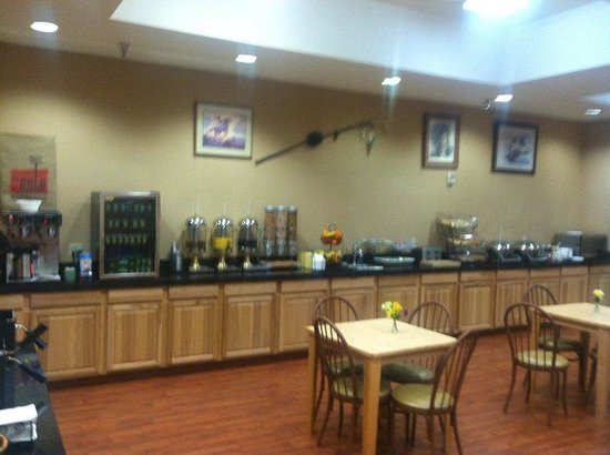 The Lodge at Mount Rushmore: Breakfast Area